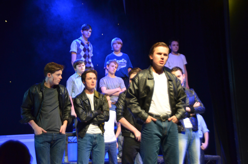 Grease (Juniors) 2013