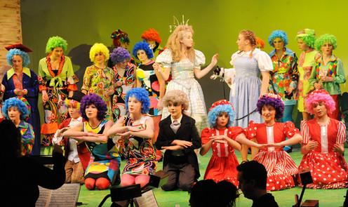 Wizard of Oz (Juniors) 2011