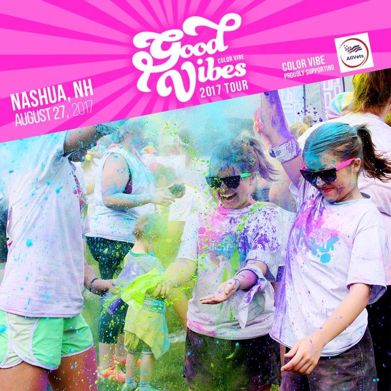 GoodVibes Color Run 2017