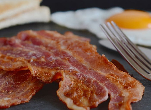 Unsmoked Streaky Bacon Rashers