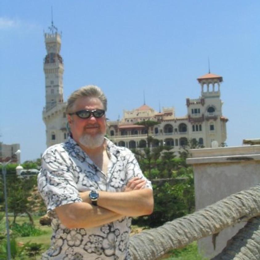 Meet the Expert, Archaeology: Dr. Robert Yohe VIRTUAL EVENT