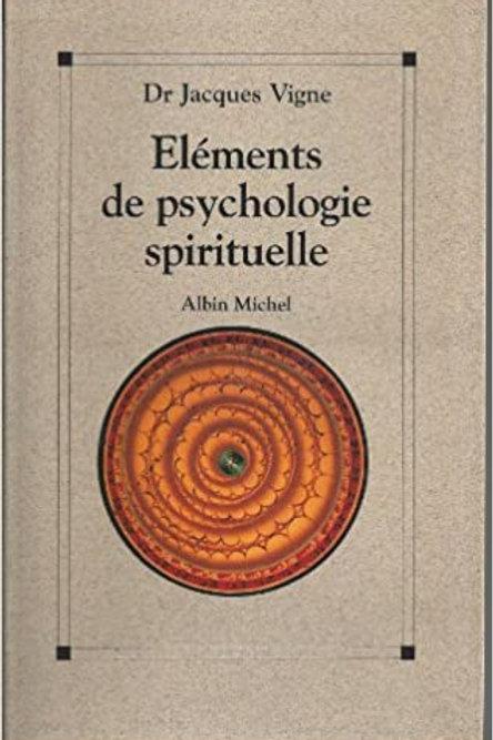 Eléments de psychologie spirituelle