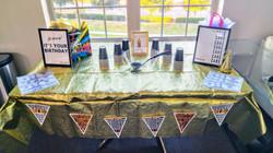 90s Main Table