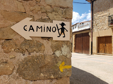 A Walk (Across Spain) to Remember: My First Camino de Santiago - The French Way, 2019