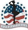 Pinup Patriettes Sing Dance Model and Entertain