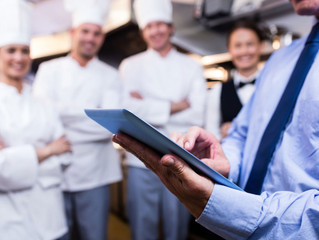How Technology is Elevating Food Safety Program. Food Safety in the Cloud.