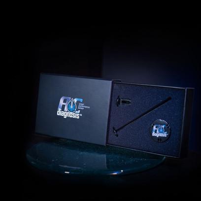 AC diagnosis box
