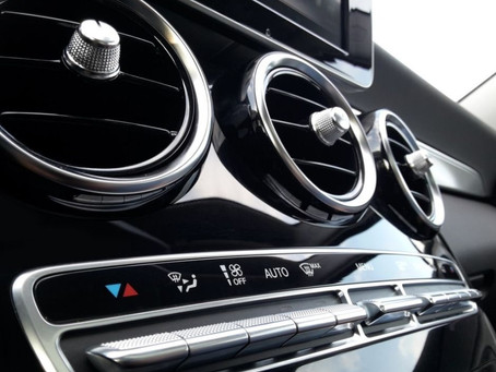How car Air Conditioning works and removes the heat