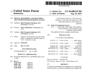 SMART ENERGY MONITORING SYSTEM IS NEWLY PATENTED