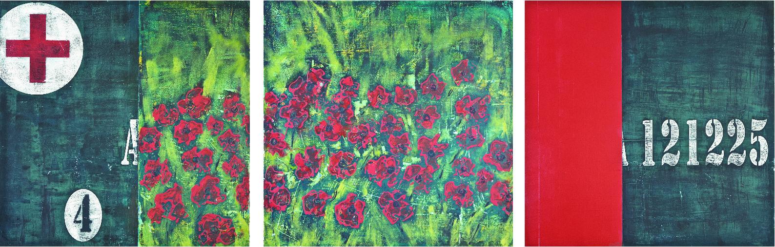 """In Flanders Fields the Poppies Grow"""