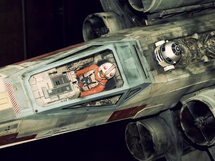 Star Wars Exhibition 2009