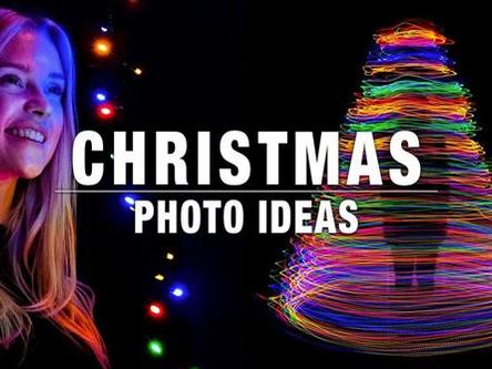 Fun & festive Christmas photo ideas with Marc Newton