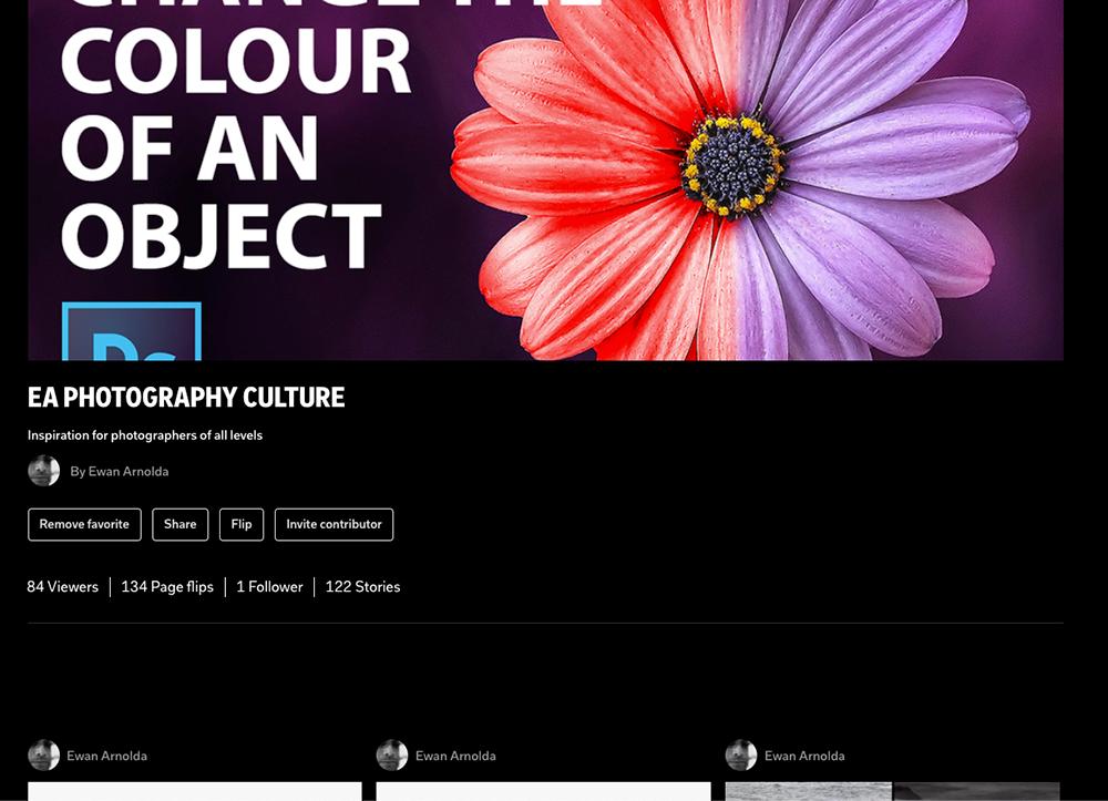 EA Photography Culture Magazine on Flipboard