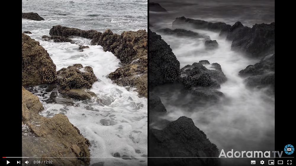 Long Exposure Tip - From Shoot to Post | Master Your Craft