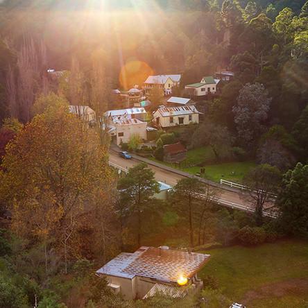 Visit the Sleepy Gold Rush Town of Walhalla