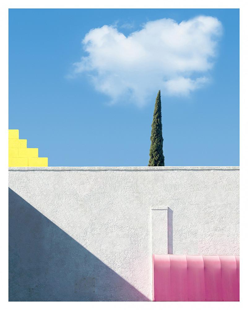 © George Byrne - Blue Awning