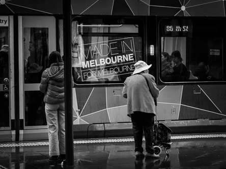 Made in Melbourne - Street Photography in Black and White