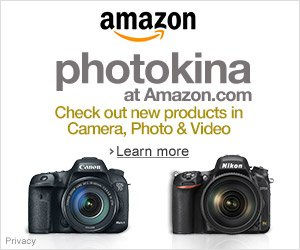Amazon Camera Photokina