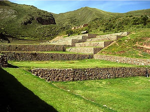 Cusco, South Valley Tipon, Pikillacta an