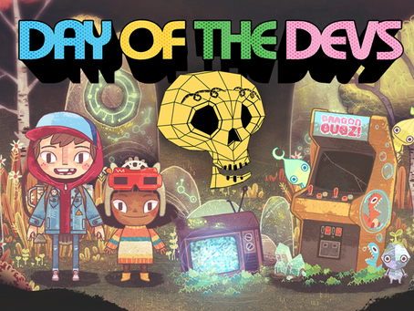 OCT/NOV devlog & DAY OF THE DEVS