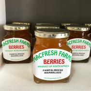 Pampalmose Marmalade