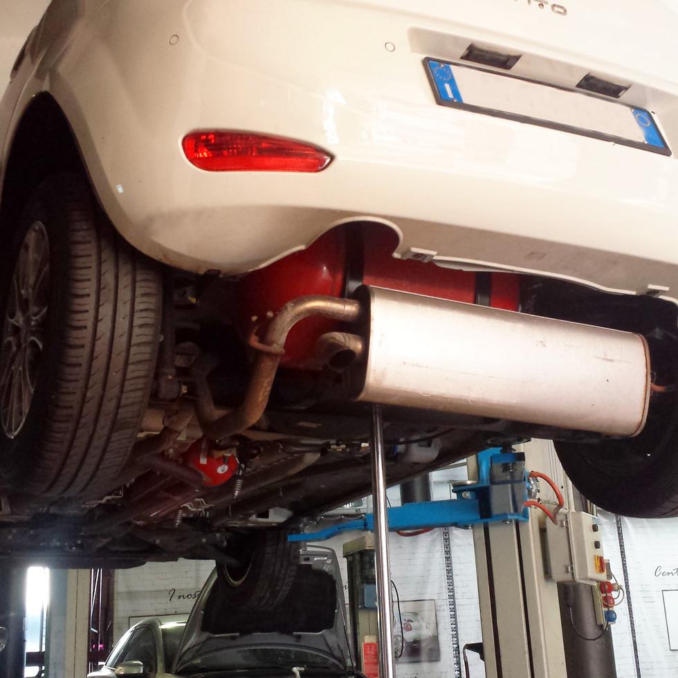 Fiat punto metano