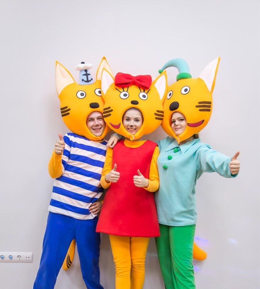 Аниматор Три кота