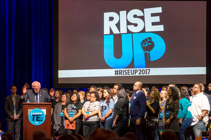 Photos | PA organizers join national #resistance movement in Washington at RiseUp2017