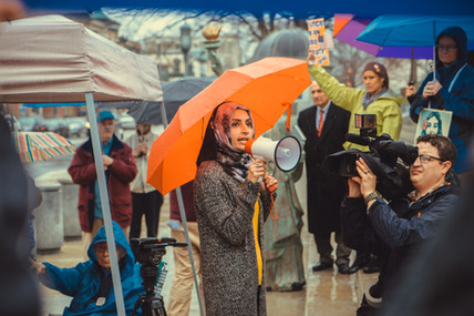 Photos | Tuesdays with Toomey 3/28 - Supporting Immigration