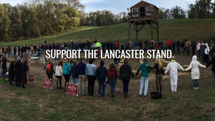 Lancaster Stand Needs Material Donations