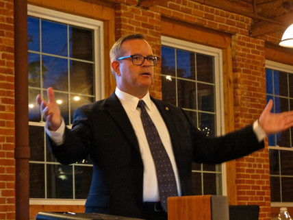 Analysis | Democratic Candidate for PA 11, Alan Howe, unveils community-first platform at town hall