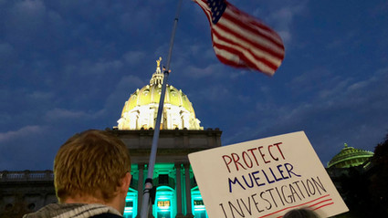 No One is Above the Law!  Protect the Mueller Investigation.