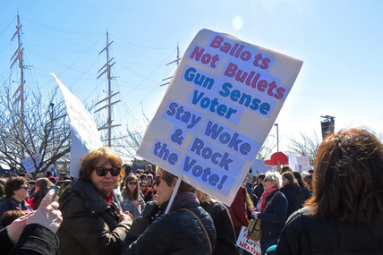 "America's Youth Aren't Kidding: ""March for Our Lives"" Demands Sane Gun Laws!"