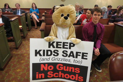 PA Education Committee approves SB383 moving to permit firearms in schools!