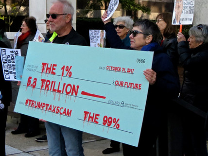 ACTION ALERT   Do Not Underestimate How Damaging this Tax Scam will be to America! We Must Stop It!