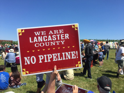 Lancaster Against Pipelines: This fight is real and we're not going away