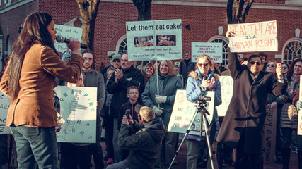 Photos | Lancaster Healthcare-for-All Rally