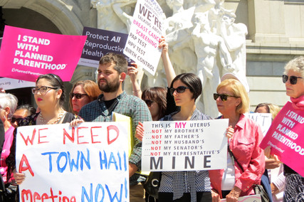 "Rallying cry: ""We Won't Go Back!"" -- Halt  efforts to turn back the clock on women&#39"