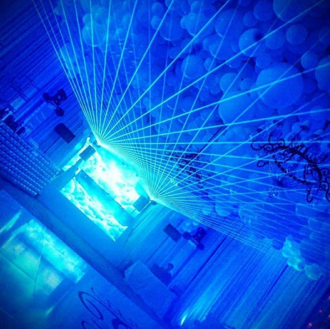 Laser & DJ High-End Performance