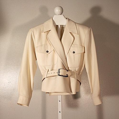 Vintage Tahari Belted Blazer