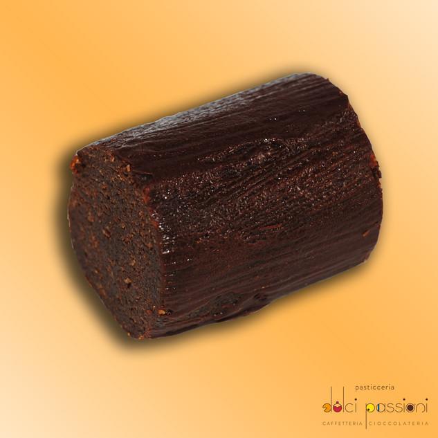 mignon Tronchetto al cioccolato