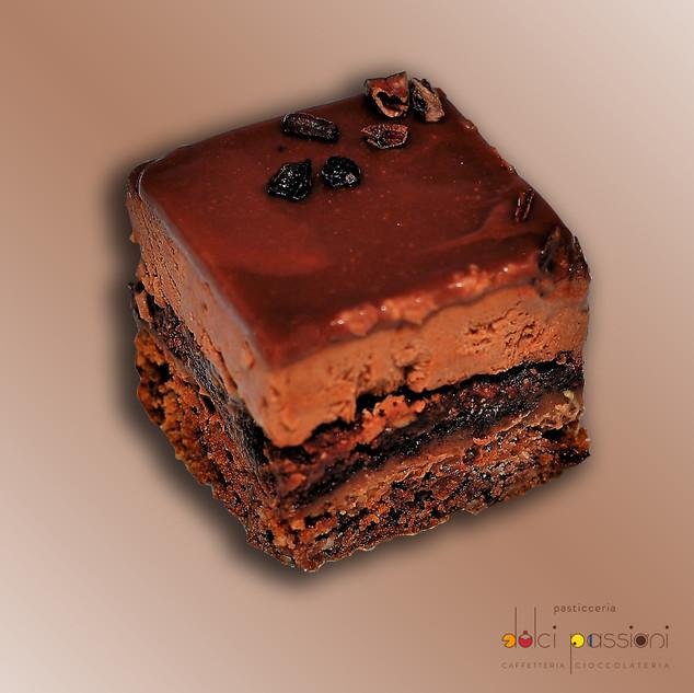 mignon Otto sfumature di cioccolato