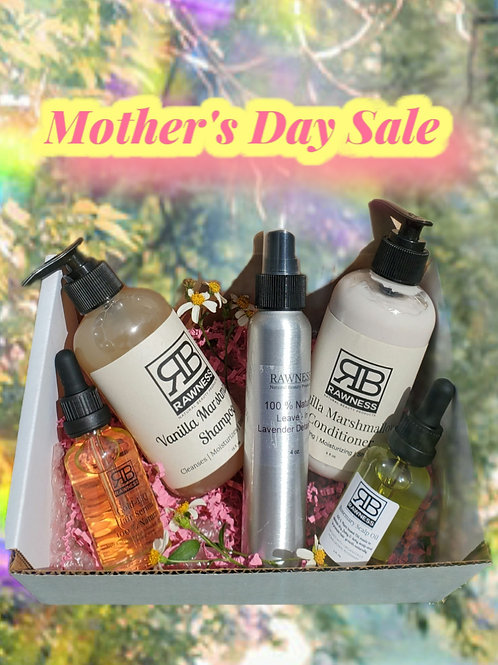 Mother's Day Hair Care Box