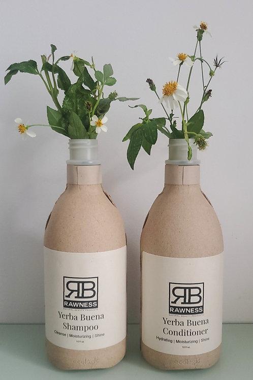 Yerba Buena Shampoo and Conditioner set
