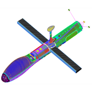 H900 UAV Fuselage Analysis