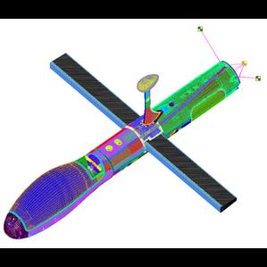 H900 UAV Fuselage Analysis