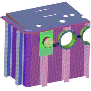 Transformator Hinge Point Analysis