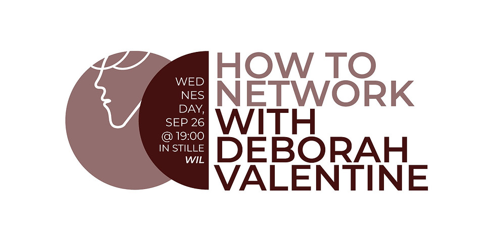 Workshop: How to Network