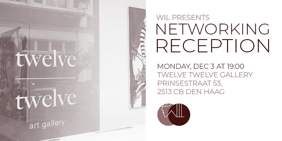 Networking Reception at Twelve Twelve Art Gallery