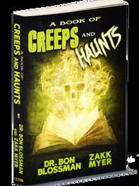 A Book of Creeps & Haunts